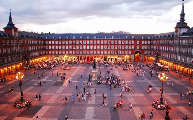 Plaza Mayor Madrid - O que fazer