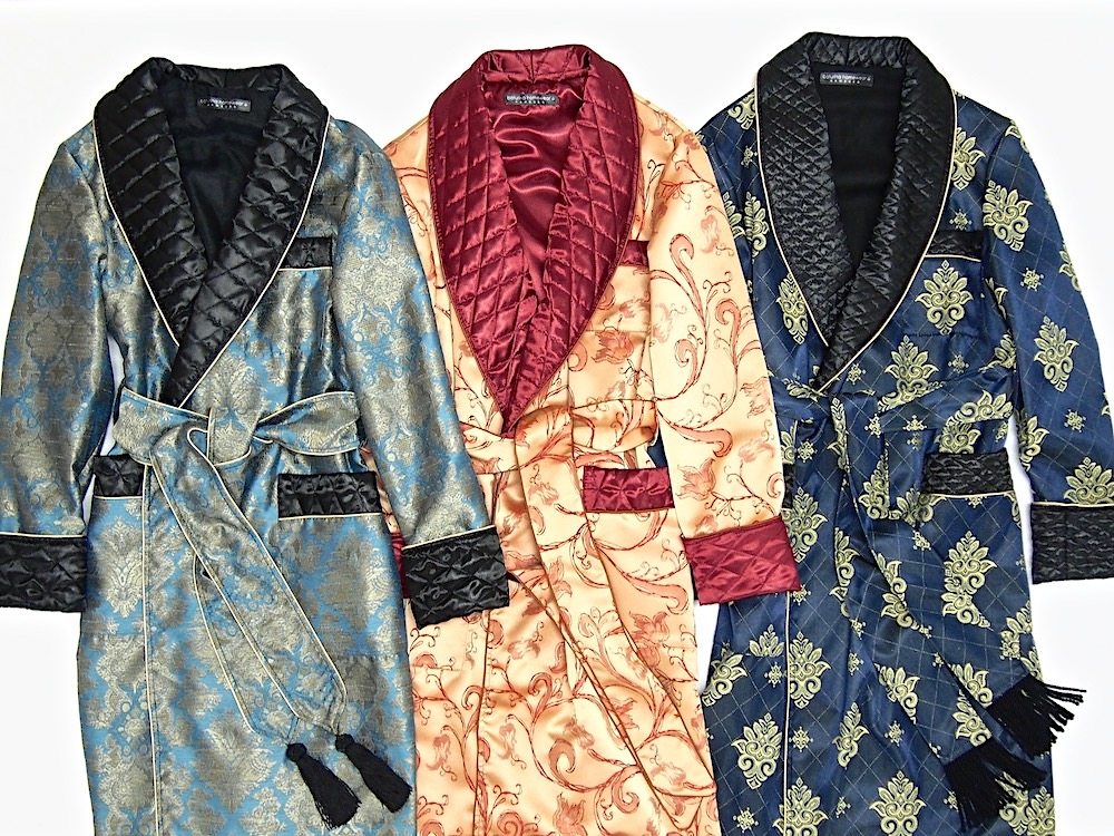 Men's Dressing Gown Collection