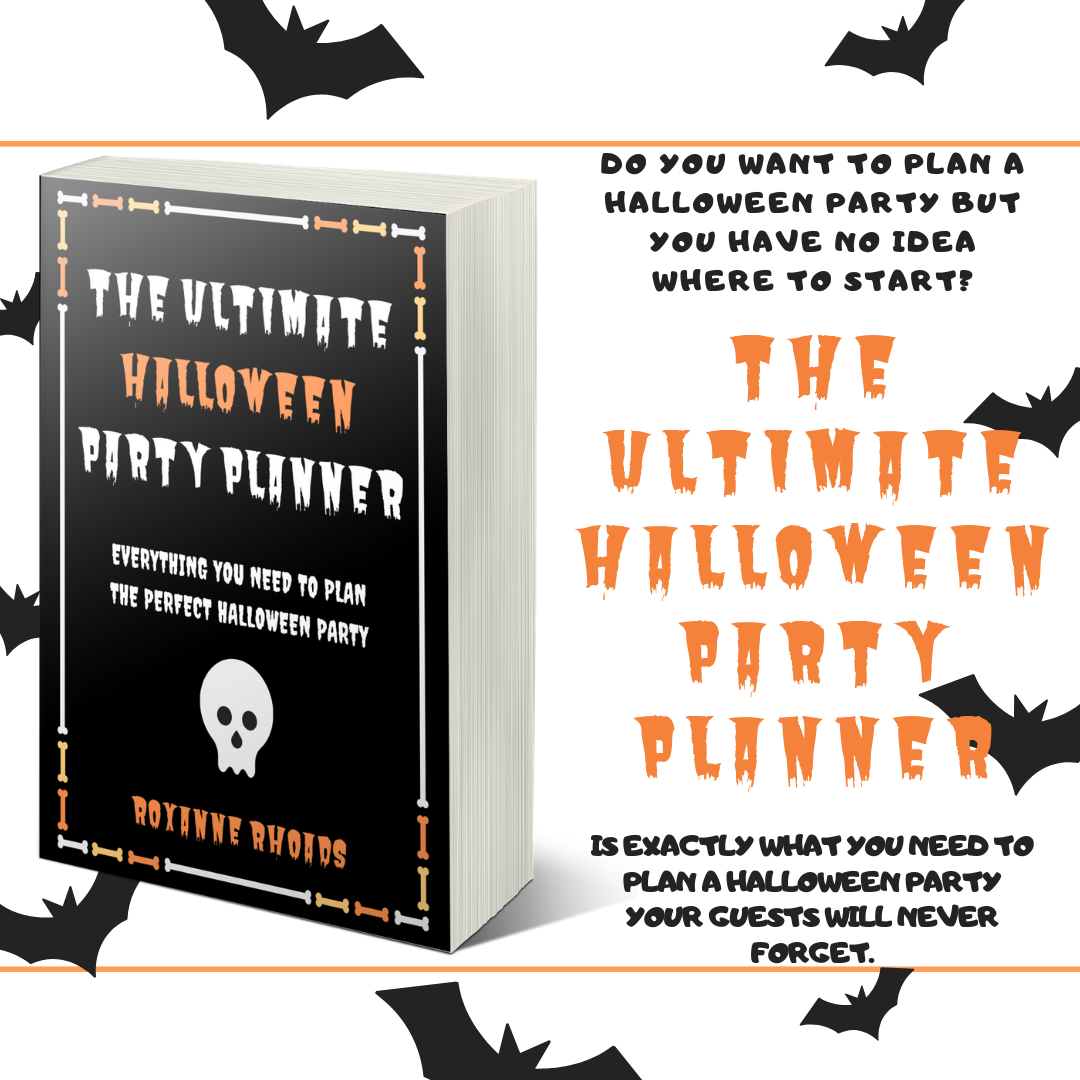 The Ultimate Halloween Party Planner