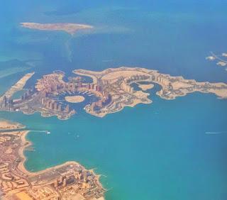 La Perla The Pearl en Doha, Qatar