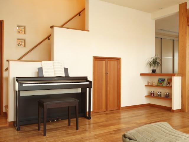 Hướng dẫn cách bố trí đàn PIANO trong phòng