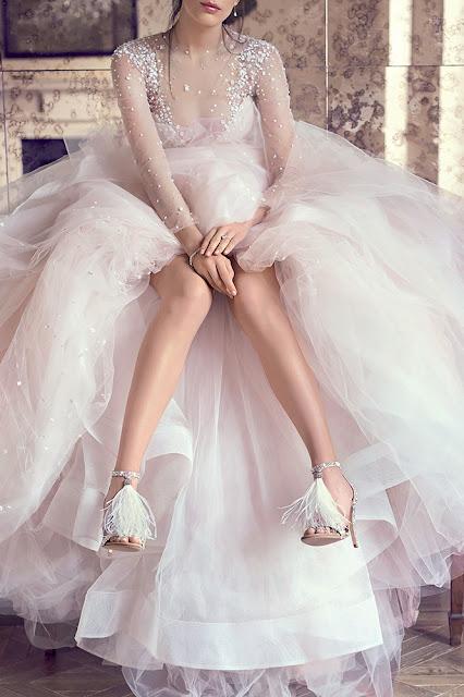 Colección bridal 2016 de Jimmy Choo