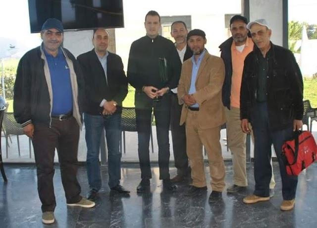 لقاء تمهيدي بين تنسيقية الجمعيات و البرلماني طارق قديري بالكارة
