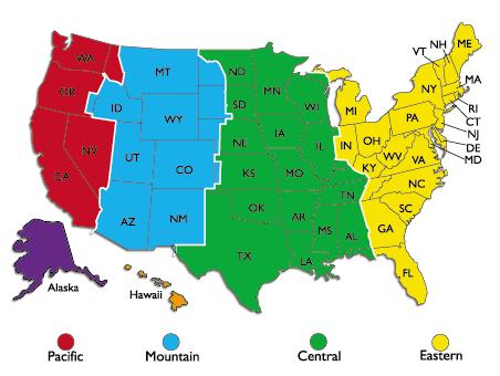area code USA