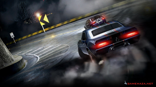 NFS Carbon Gameplay Screenshot 4