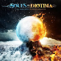 "Το τραγούδι των Souls of Diotima ""Tears Of Fury"" από τον δίσκο ""The Sorceress Reveals - Atlantis"""