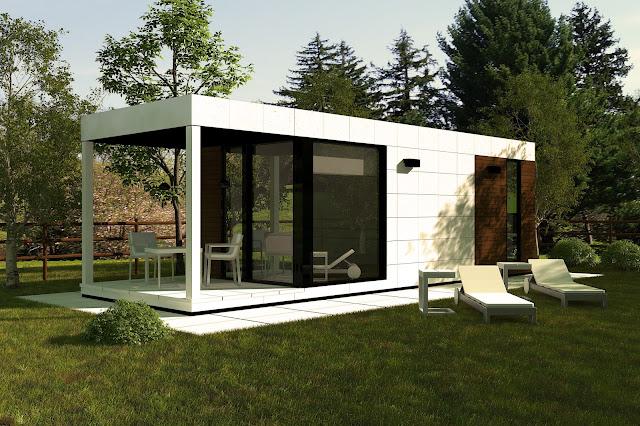 Módulo de jardín de Resan - Suite 21