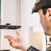 Opvouwbare cameradrone die blijft zweven