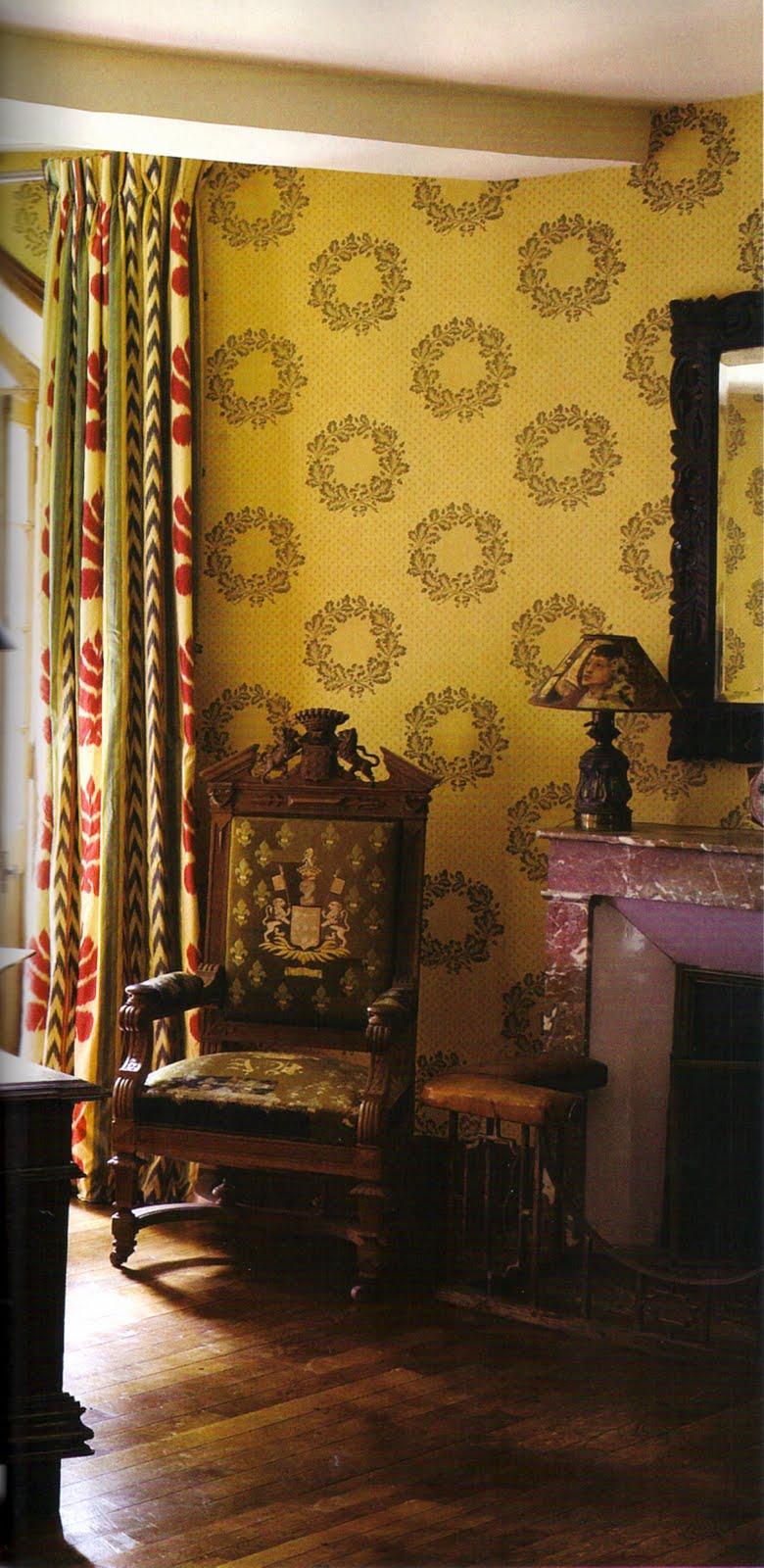 Us Interior Designs Jacques Grange: US Interior Designs: TINO ZERVUDACHI