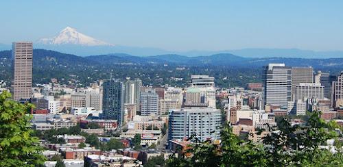 Portland e Monte Hood