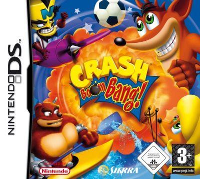 Descargar Crash Boom Bang! para nintendo ds mediafire y mega.
