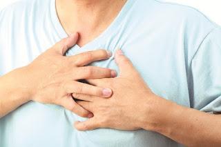 Đau vùng xương ức là biểu hiện bệnh trào ngược dạ dày
