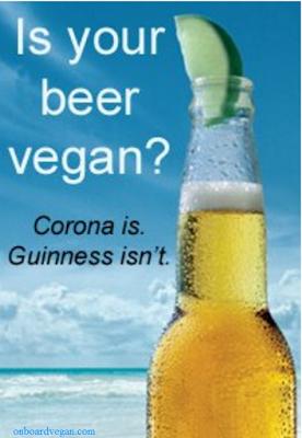 Vegan Beer and Wine