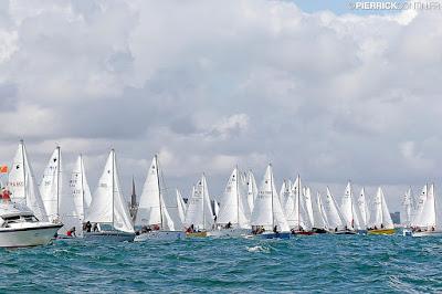National Muscadet, 93 bateaux étaient à Saint Malo