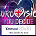 Vanavond: Finale Eurovision: You Decide.