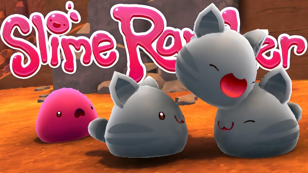 تحميل لعبة slime rancher