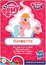 My Little Pony Wave 15 Ploomette Blind Bag Card