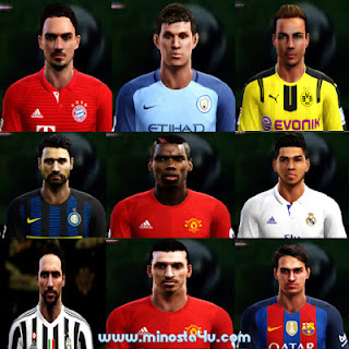 Final Option File PES 2013 untuk PESEdit Patch 11.0