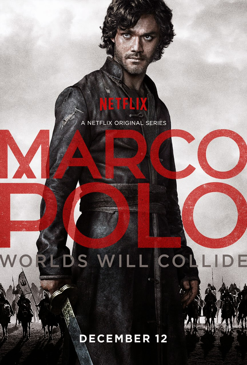 Marco Polo Tv Serie (2014-) ταινιες online seires oipeirates greek subs