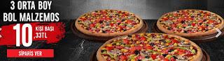 dominos pizza kampanyaları pizza fırsatları