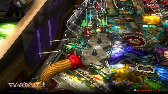 Pinball FX 2 Gameplay Screenshot 3