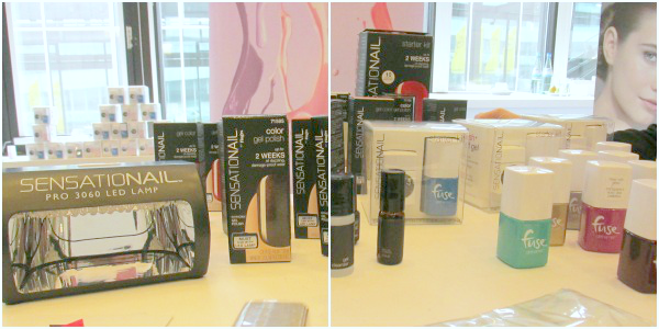 Sensationail - beautypress Blogger Event