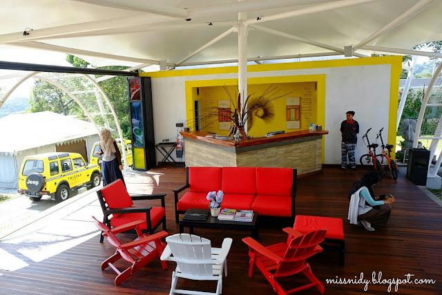 pengalaman menginap di trizara resort