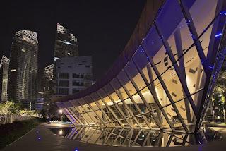 Singapur diseño y arquitectura