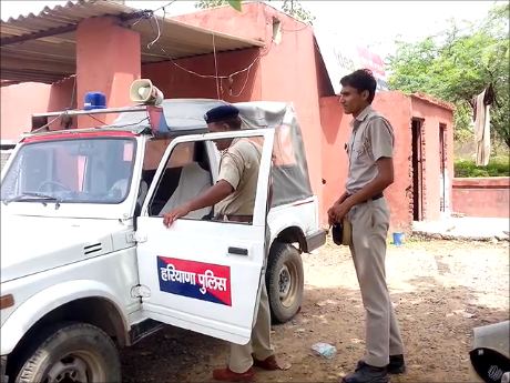 Nigerian youths die from gurgaon in Faridabad with police conspiracy!