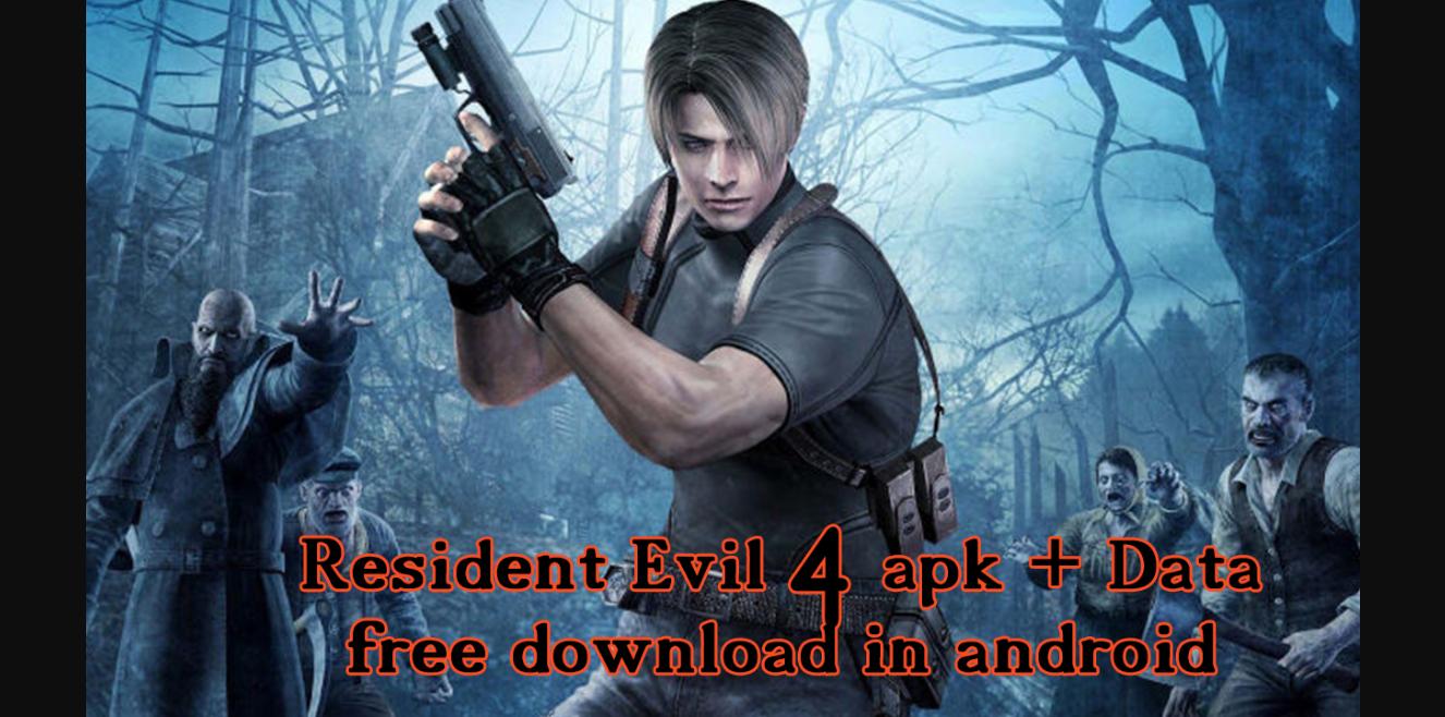 resident evil 4 android ppsspp emulator