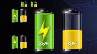 cara agar hp android hemat baterai