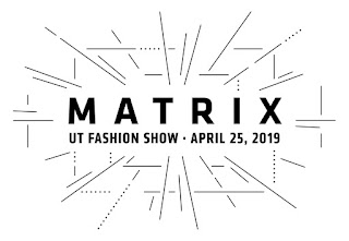MATRIX UT Fashion Show 2019 logo
