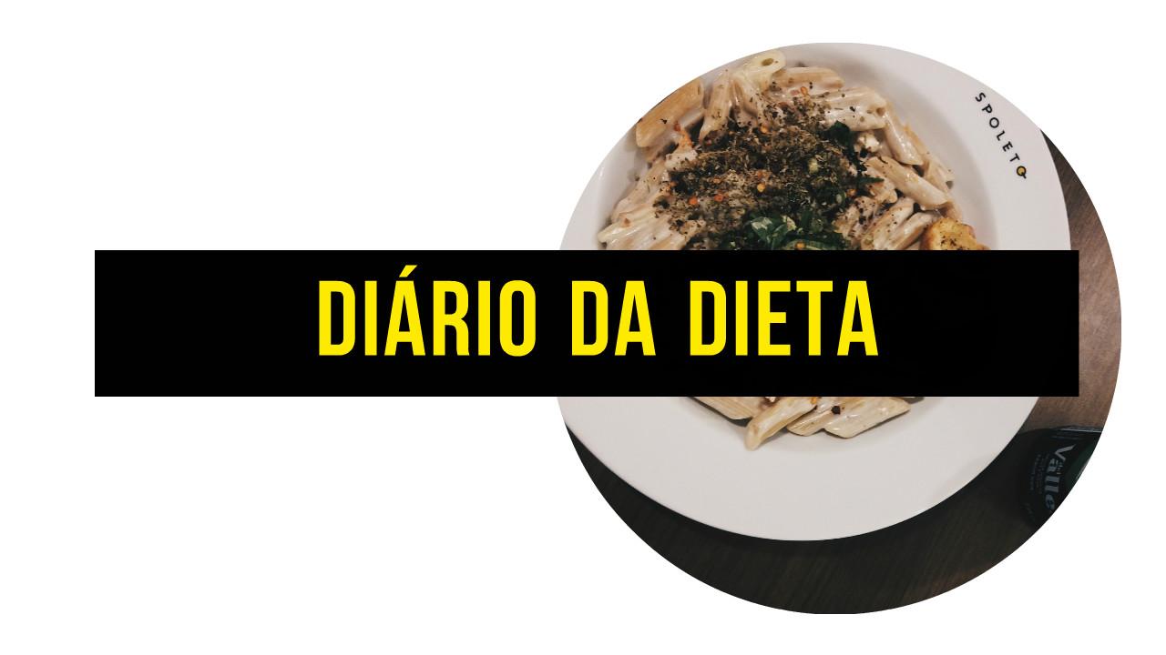 O DIÁRIO DE UMA FUTURA EX 75KG - BLOG CONFIDENT POR LETÍCIA CAETANO