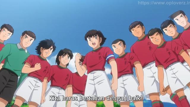Captain Tsubasa 2018 Episode 32