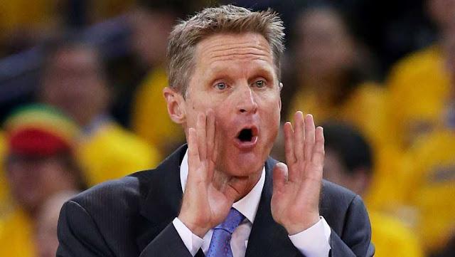 Steve Kerr: Orang-orang sedang sekarat untuk sampai ke All-Star Break