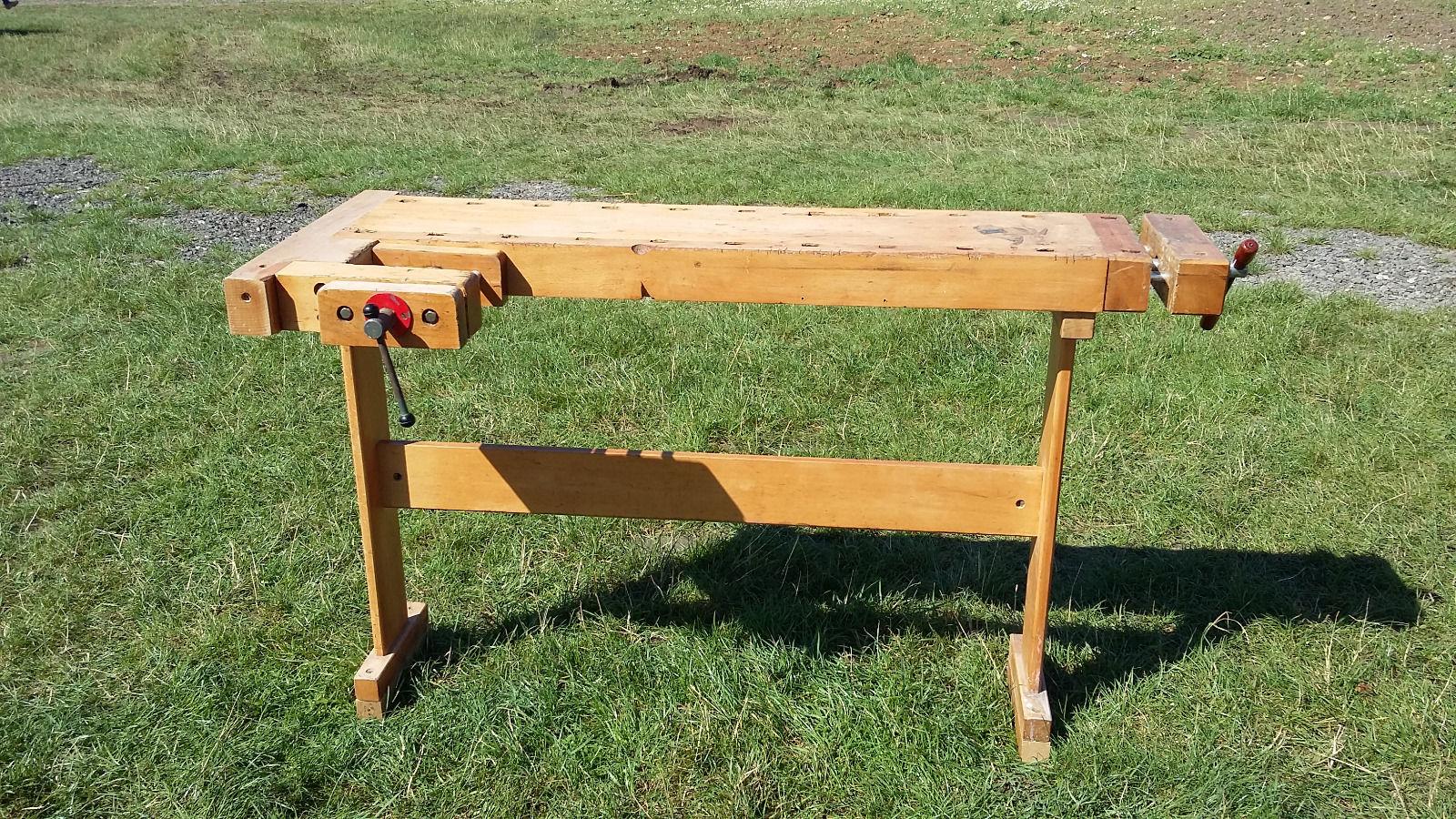 lervad woodworking bench