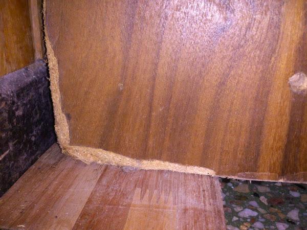 Reparar madera hacer bricolaje es for Como arreglar una puerta de madera