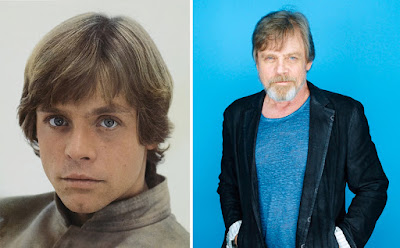 Mark Hamill como Luke Skywalker