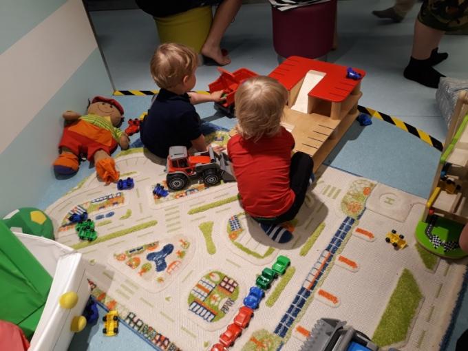 SiljaLand - lasten leikkipaikka Baltic Princessillä