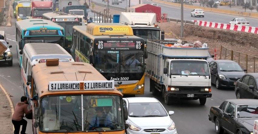 ATU: Autoridad Autónoma del Transporte Urbano crea base de datos única de taxis y transporte público
