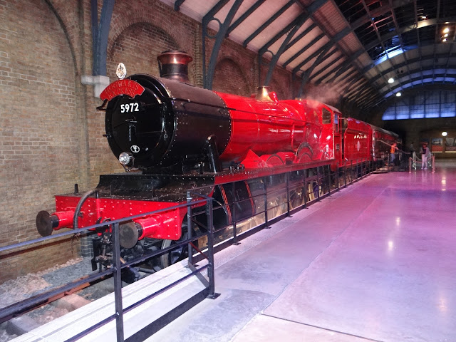 The Warner Bros. Studio Tour: The Hogwarts Express