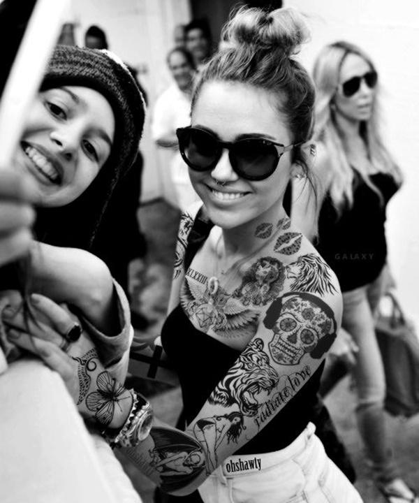 Imagenes de tatuajes en el brazo para mujer