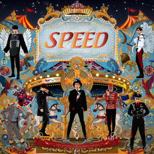 SPEED –  Speed Circus – EP (FLAC + ITUNES PLUS AAC M4A)