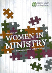 The story of Women in Ministry in the Baptist Union of Great Britain