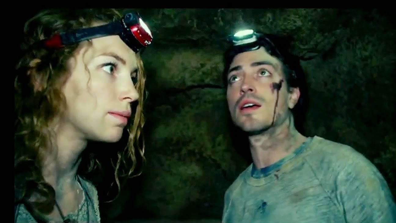 As Above So Below: Perdita Weeks & Ben Feldma | A Constantly Racing Mind