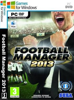 Football Manager 2013 PC Full Español ISO