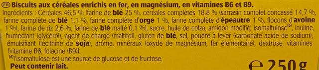 Belvita Le Moelleux Nature & 5 Céréales Complètes - Belvita - Biscuit - Dessert - LU - Petit-déjeuner - Gâteau - Breakfast - Mondelez