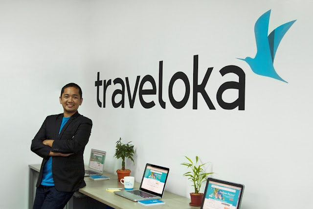 Traveloka Country Manager Poch Ceballos