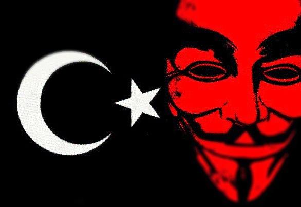 Οι Anonymous Greece παρακολουθούν την Τουρκία! (VIDEO)