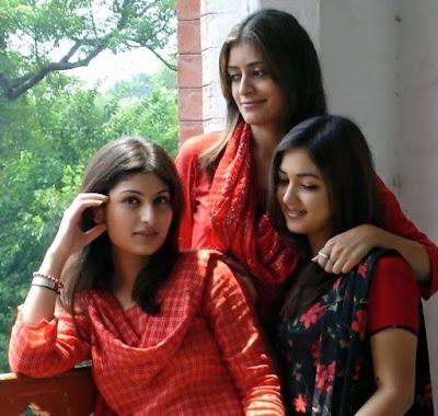 Shalwar kameez girls
